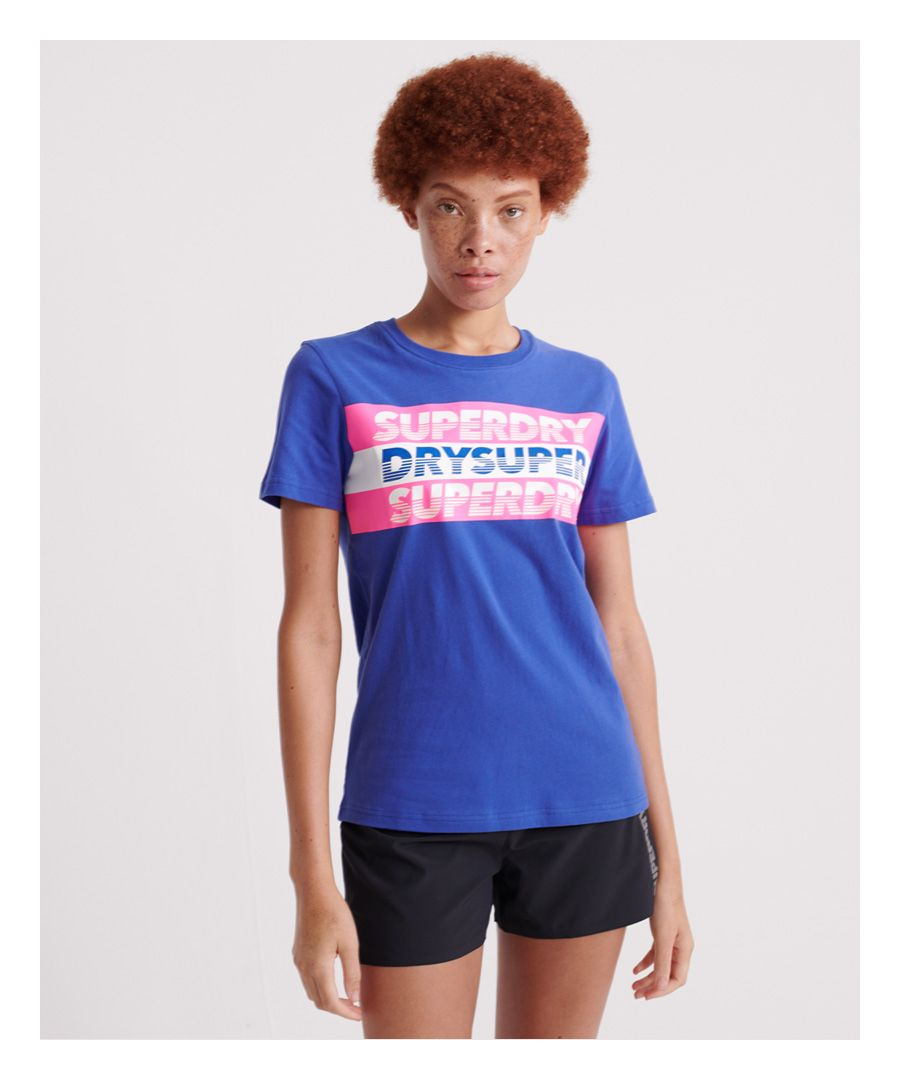 Image for Superdry SD-Sport Clash T-Shirt