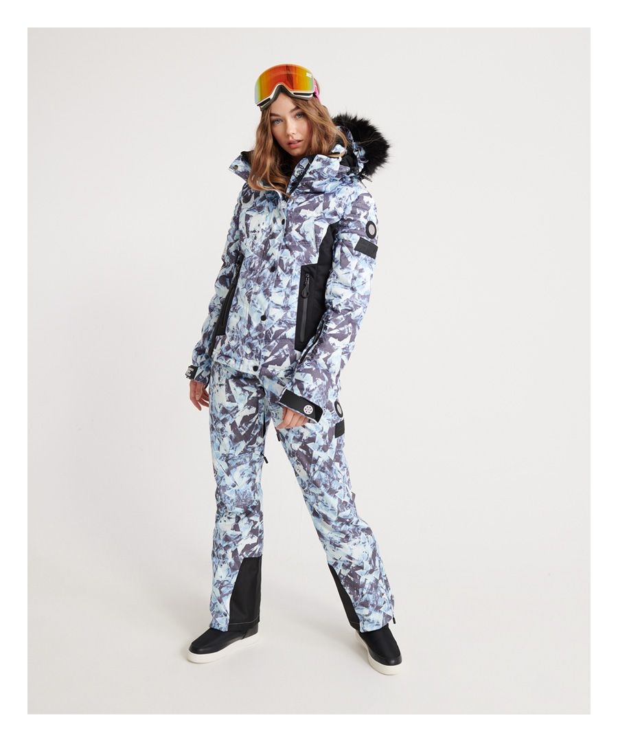 Image for Superdry Luxe Snow Puffer Jacket
