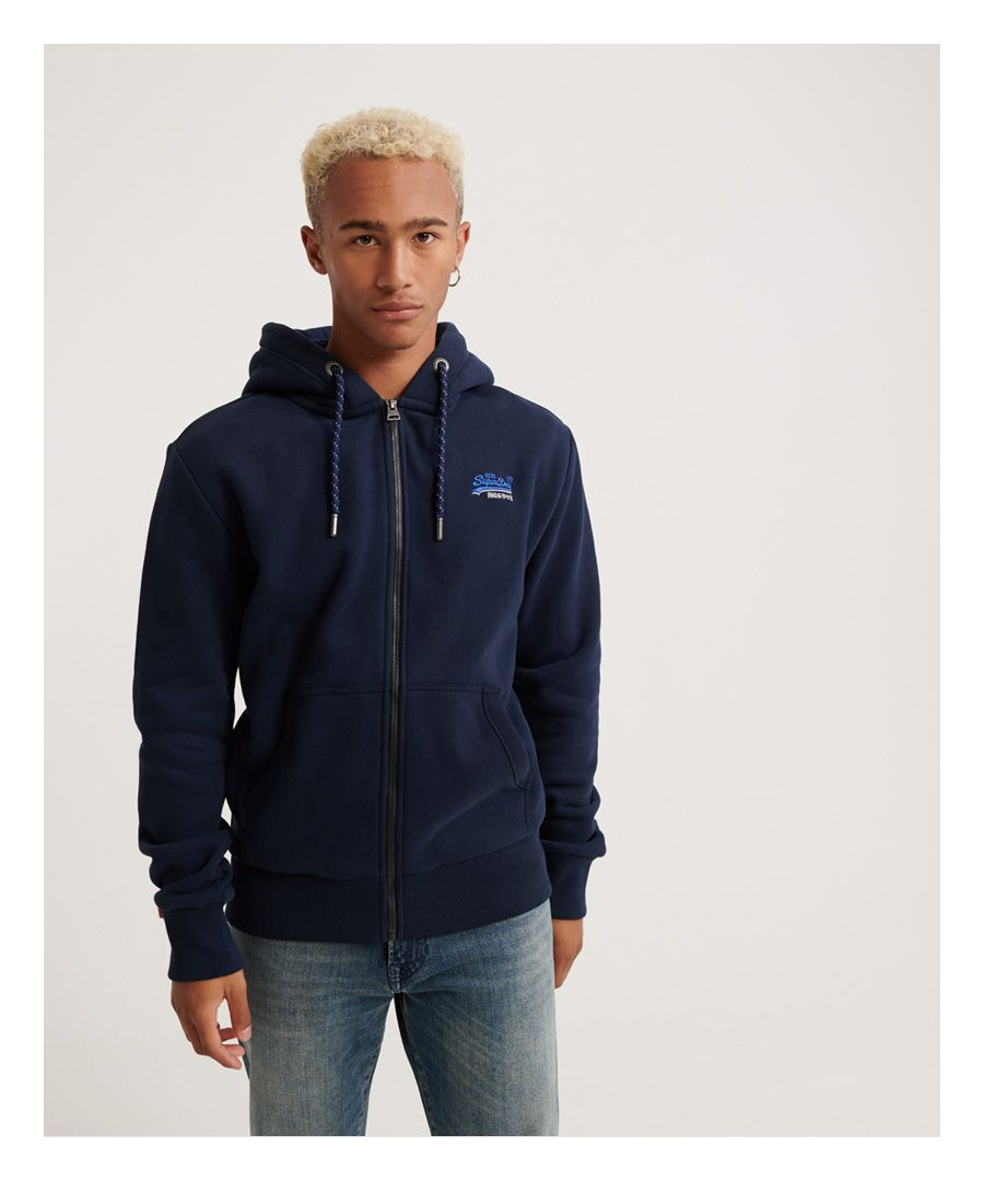 Image for Superdry OI Winter Cali Zip Hoodie