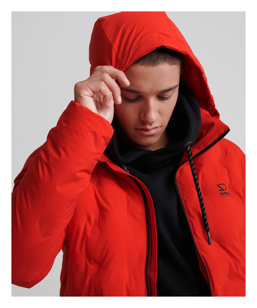 Image for Superdry Echo Quilted Puffer Jacket