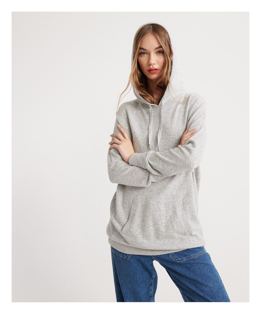 Image for Superdry Jayden Luxe Hooded Knit