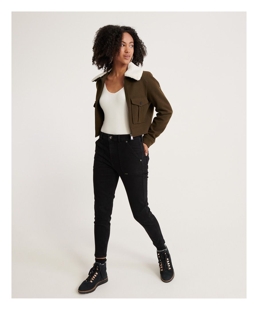 Image for Superdry Slim Utility Pants