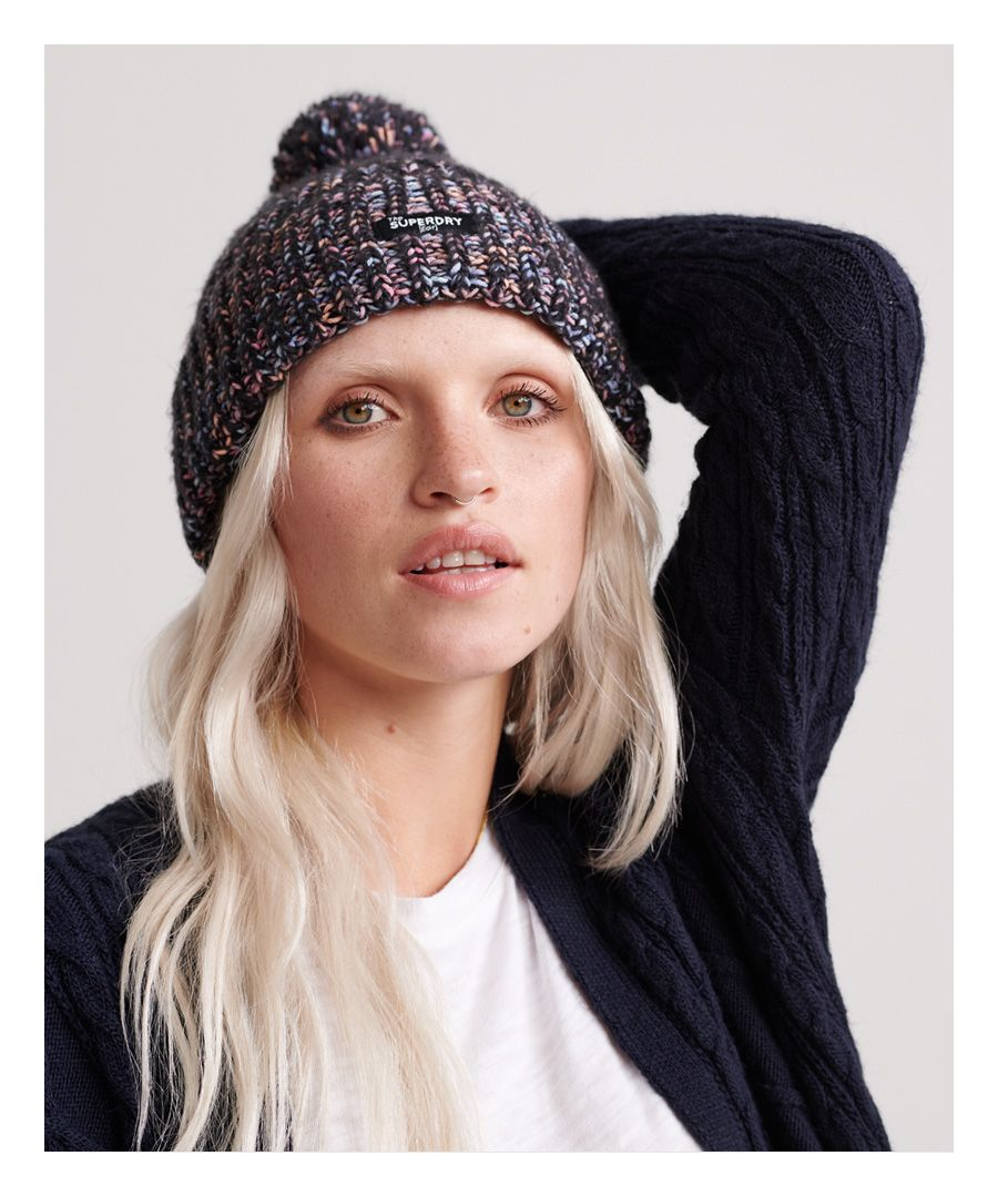 Image for Superdry Eliza Twisted Beanie