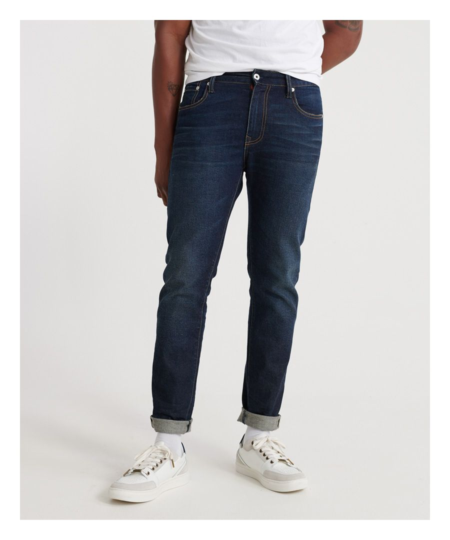 Image for Superdry Edit Tyler Slim Jeans