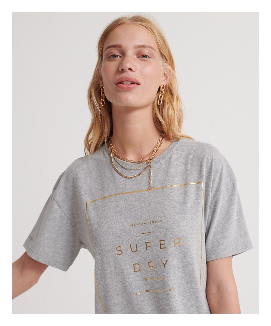 Image for Superdry Premium Box Portland T-Shirt