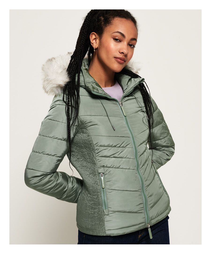 Image for Superdry Luxe Fuji Jacket