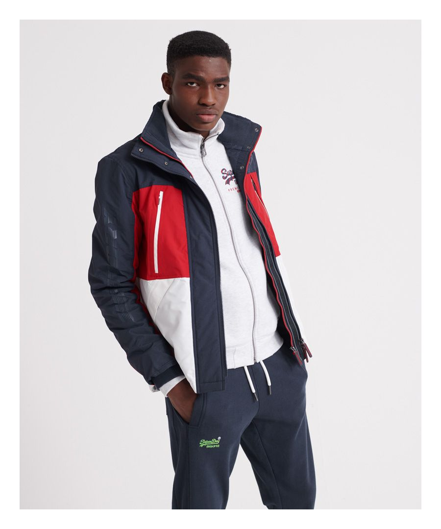 Image for Superdry Polar Downhill Attacker Jacket