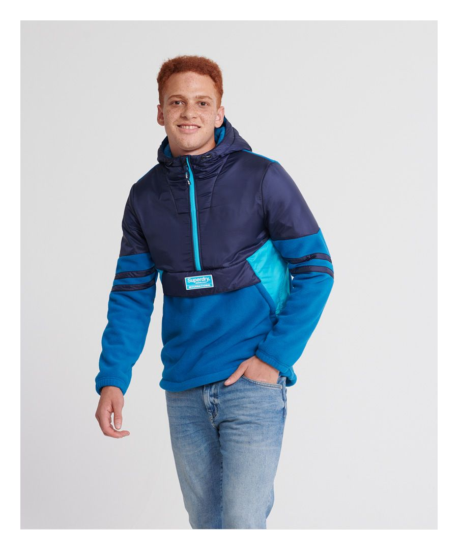 Image for Superdry Polar International Overhead Jacket