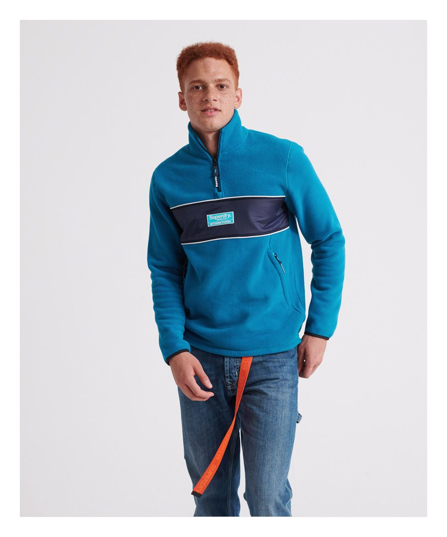 Image for Superdry Polar International Track Top