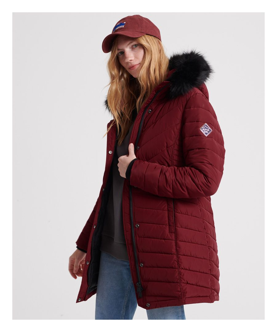 Image for Superdry Icelandic Parka Jacket