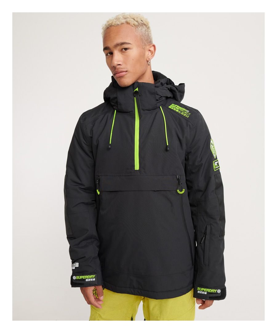 Image for Superdry Mountain Overhead Jacket