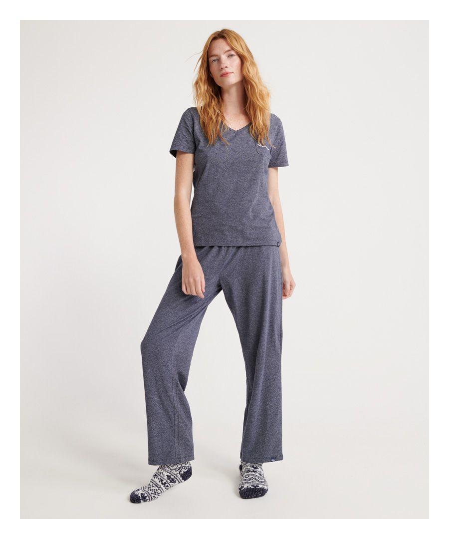 Image for Superdry Loungewear Organic Cotton Set