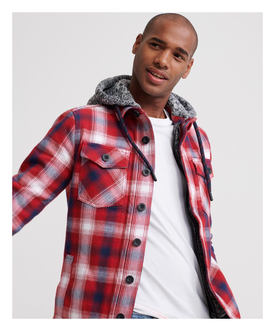 Image for Superdry Everest Storm Hoodie
