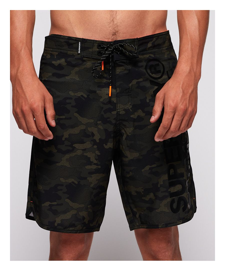 Image for Superdry Deep-Water Board Shorts