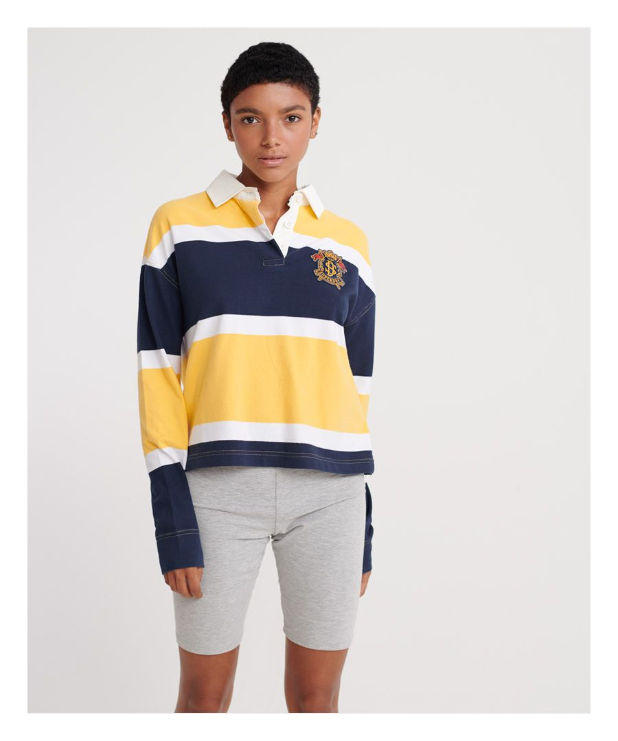 Image for Superdry Melina Rugby Shirt
