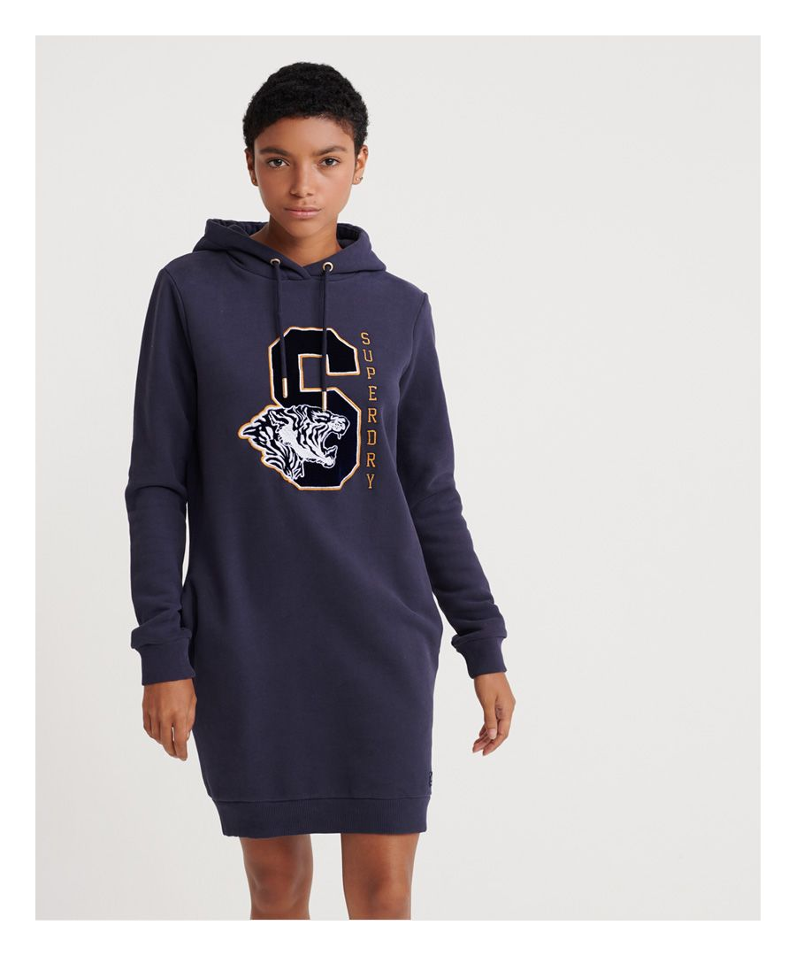 Image for Superdry Hilary Sport Sweat Dress