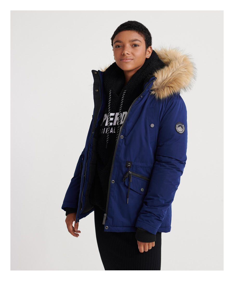 Image for Superdry Alpine Microfibre Jacket