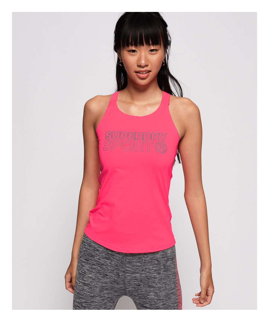 Image for Superdry Active Fitted Vest