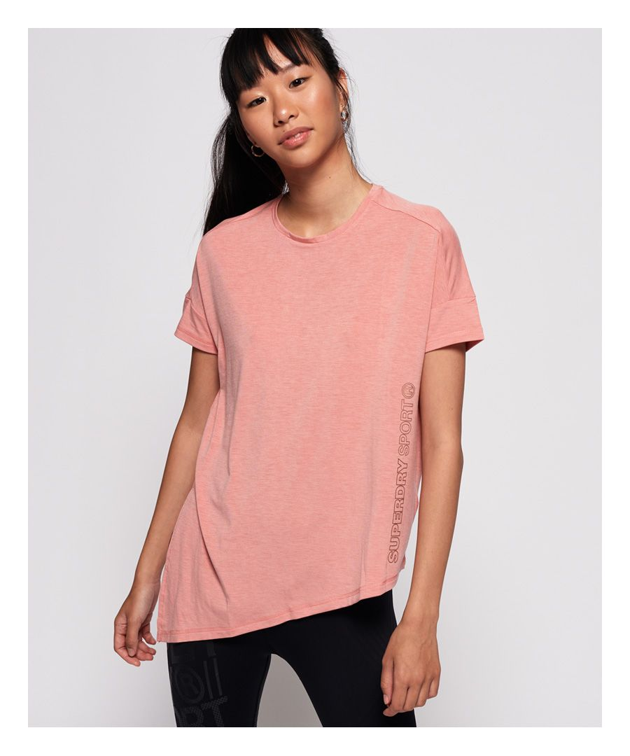 Image for Superdry Active Studio Luxe T-Shirt