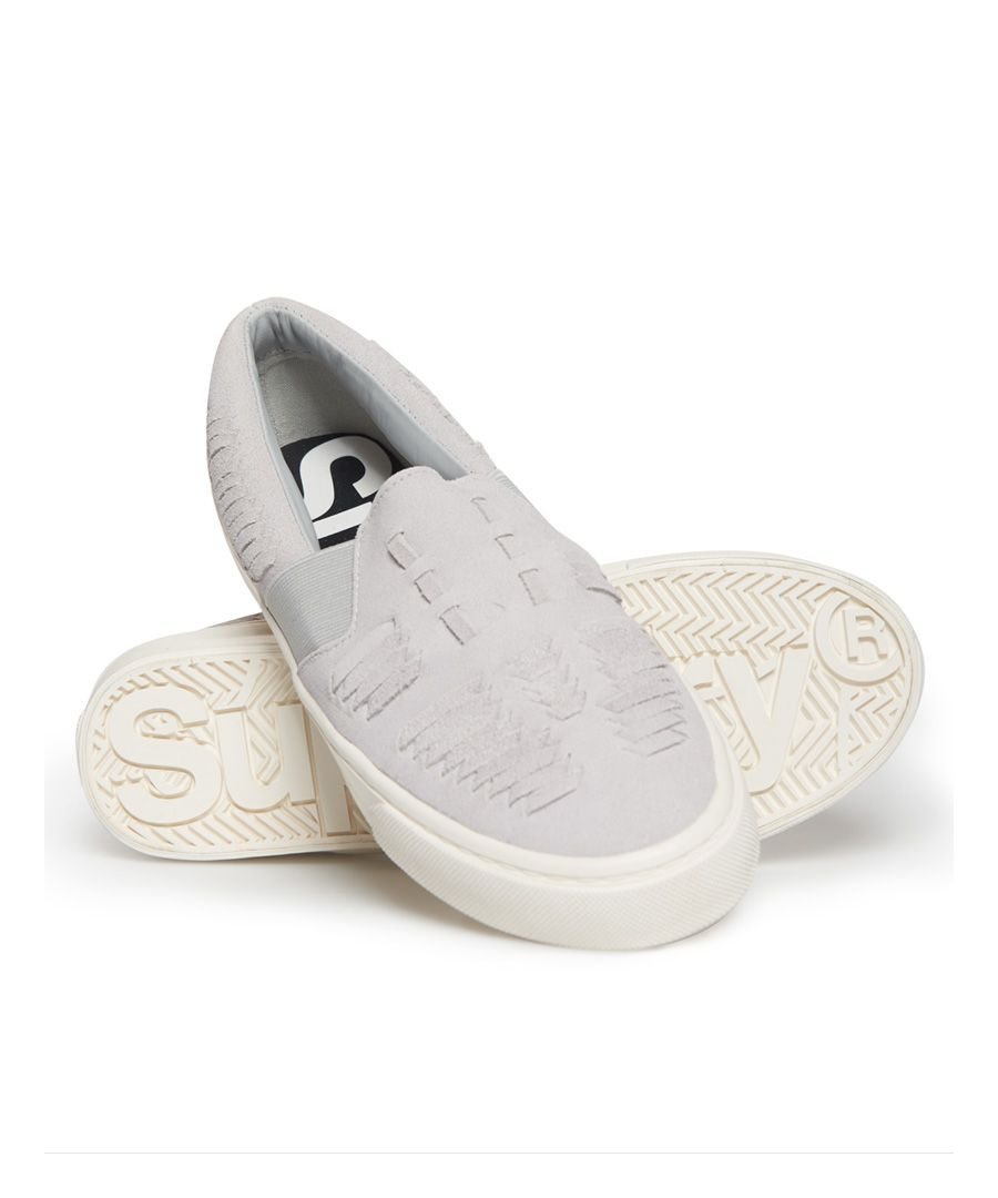 Image for Superdry Dion Luxe Slip On Trainers
