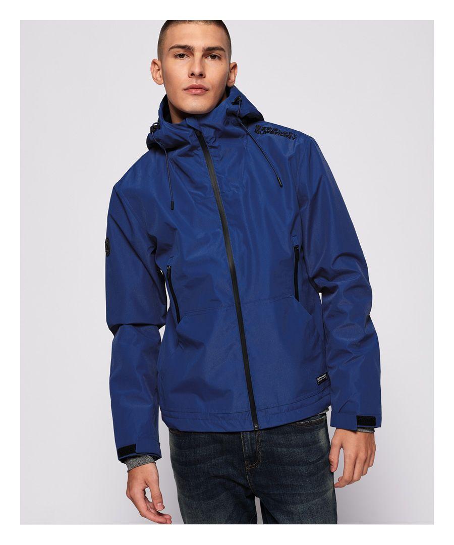 Image for Superdry Hooded Elite SD-Windcheater Jacket