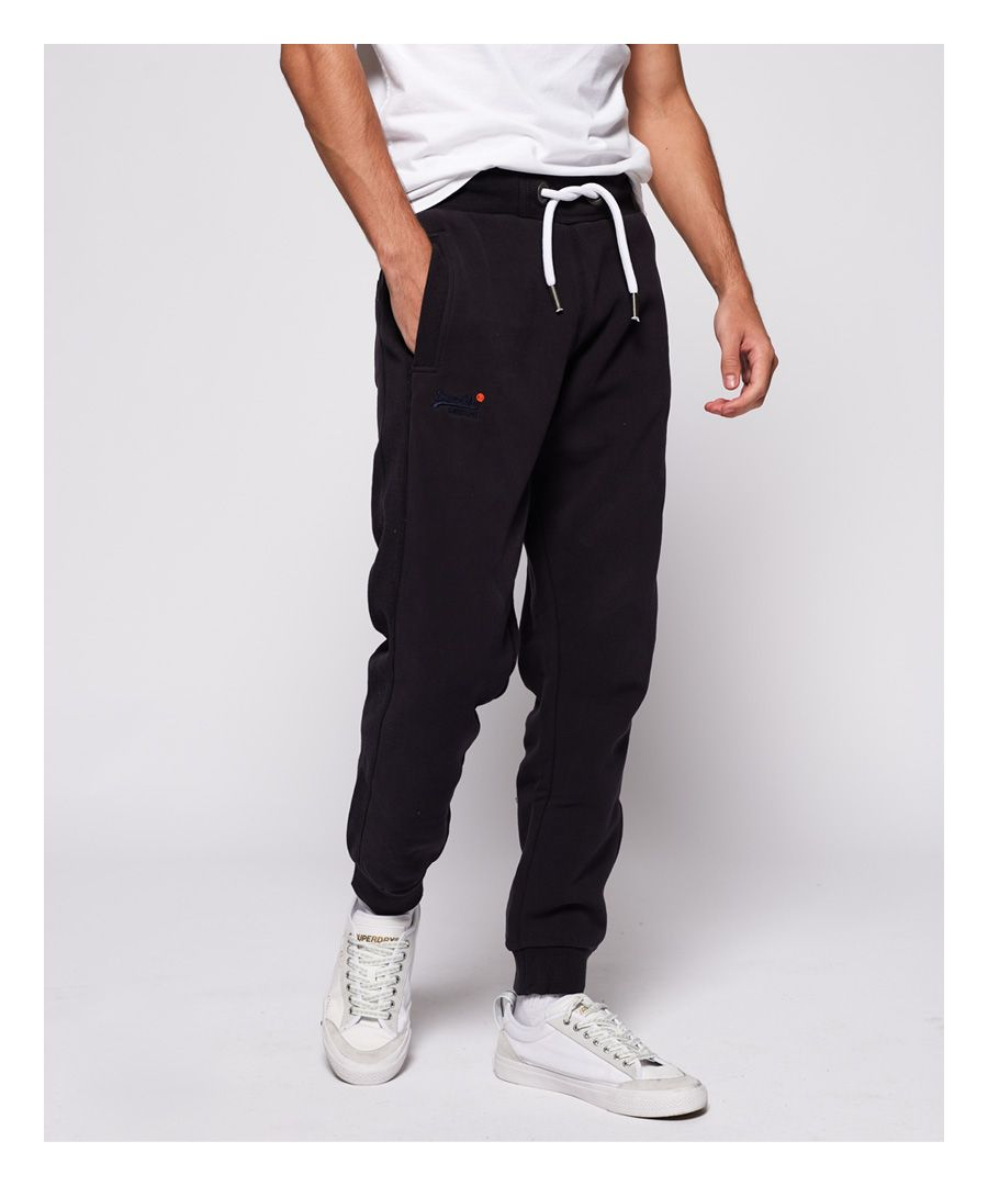 Image for Superdry Orange Label Slim Joggers
