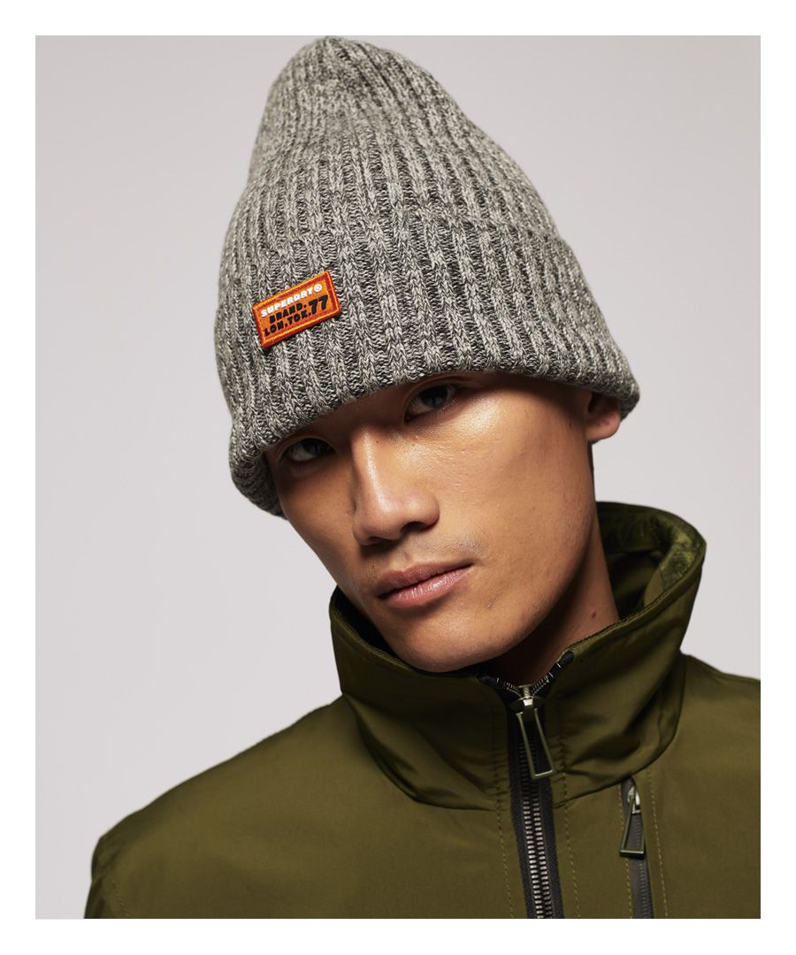 Image for Superdry Wiseman Beanie