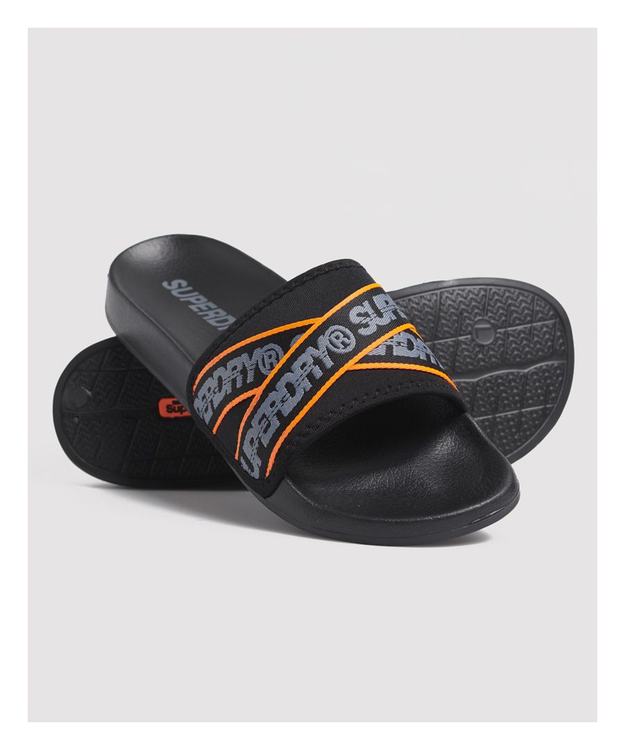 Image for Superdry City Beach Sliders