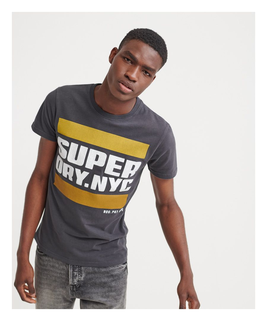 Image for Superdry NYC Tab T-Shirt
