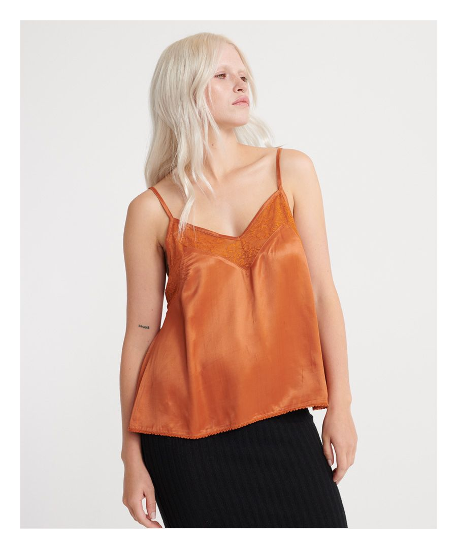 Image for Superdry Nicolette Cami Top