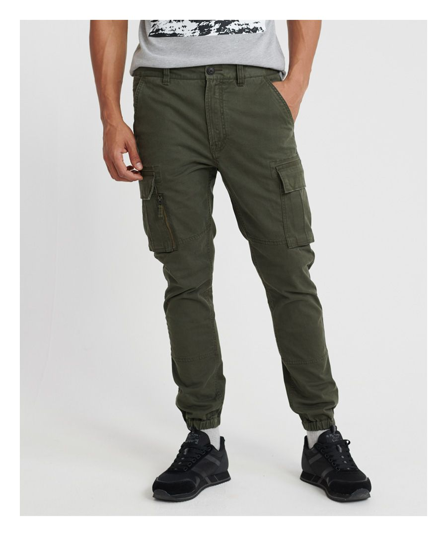 Image for Superdry Recruit Flight Grip Trousers