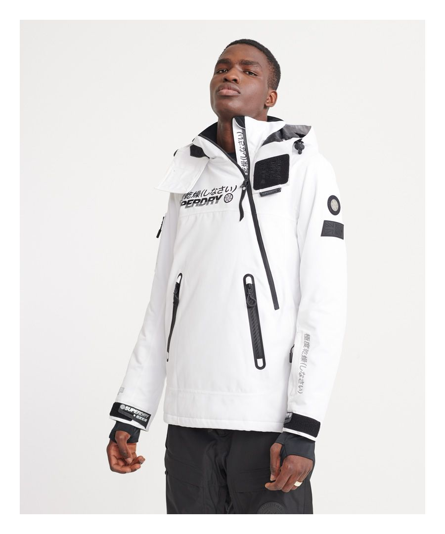 Image for Superdry Snow Rescue Overhead Jacket