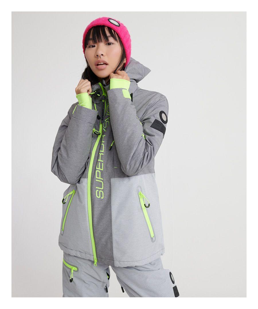 Image for Superdry Slalom Slice Ski Jacket