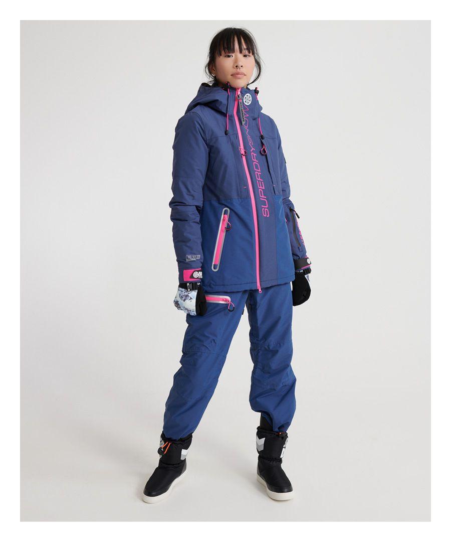 Image for Superdry Slalom Slice Ski Pants