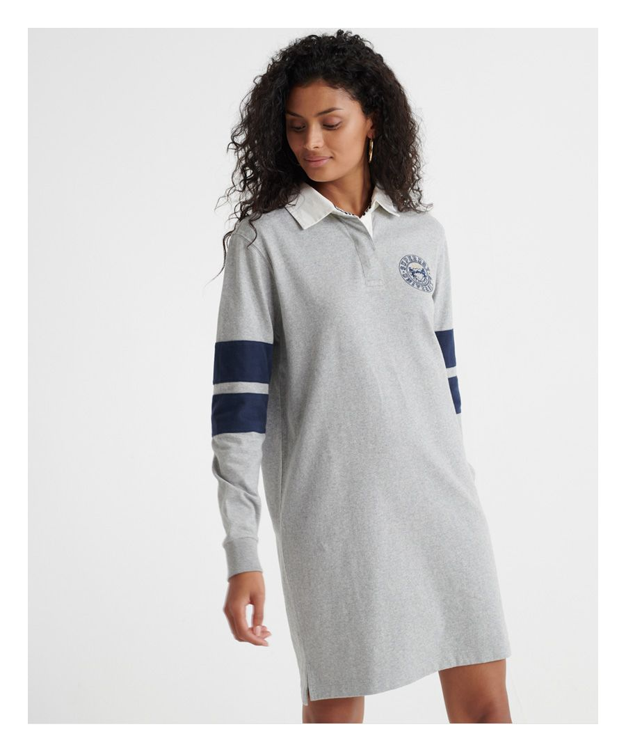 Image for Superdry Webb Rugby Dress