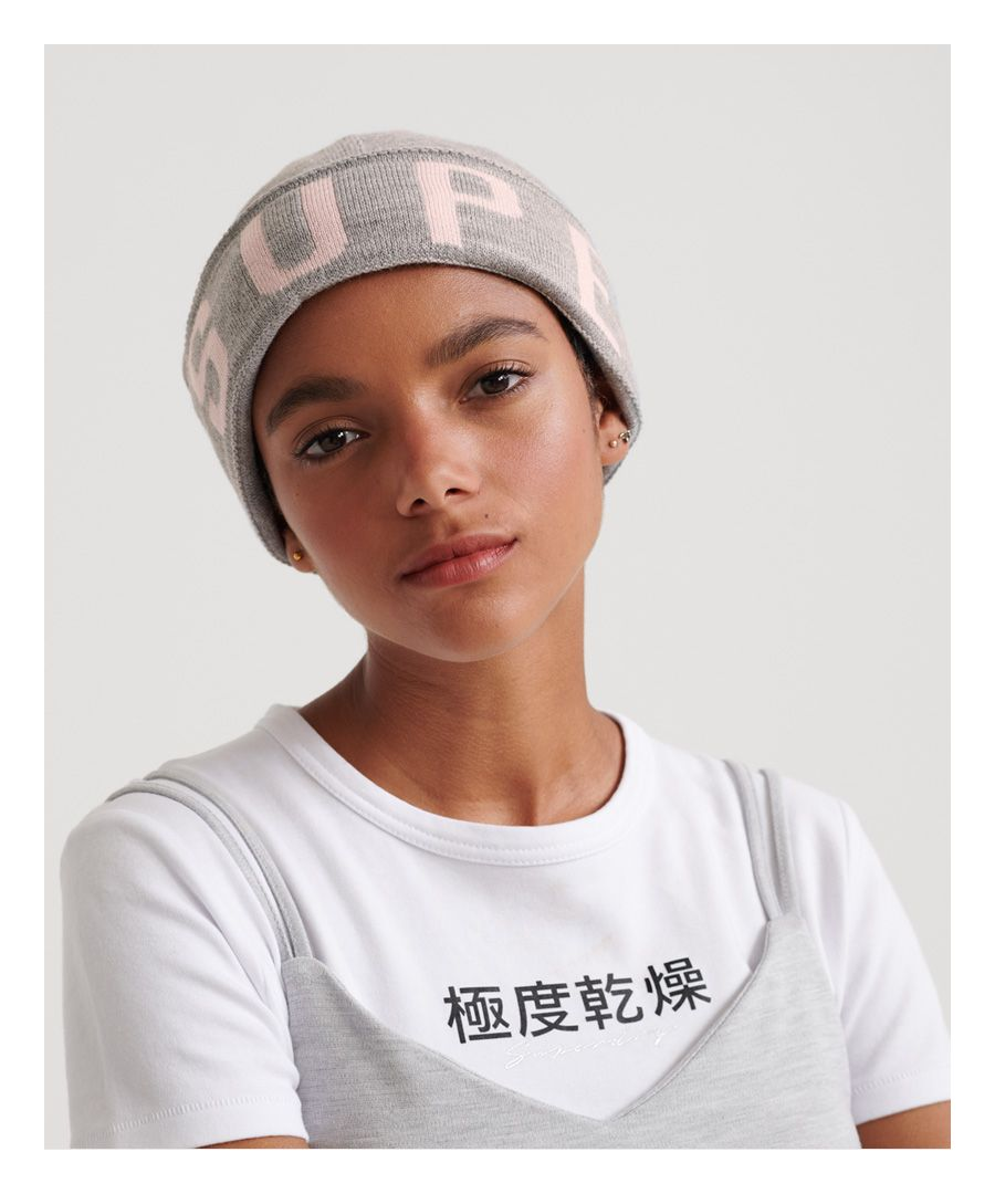 Image for Superdry Superdry Urban Logo Beanie