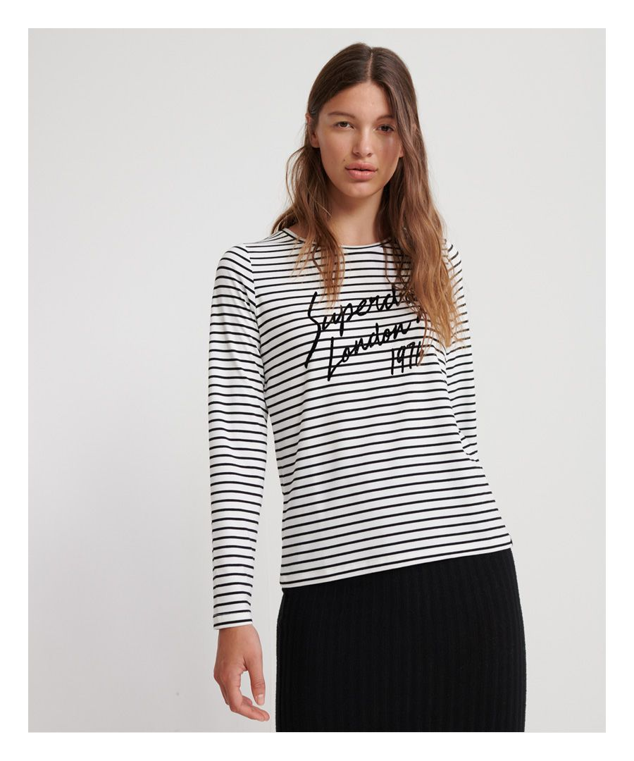 Image for Superdry Adelina Graphic Top