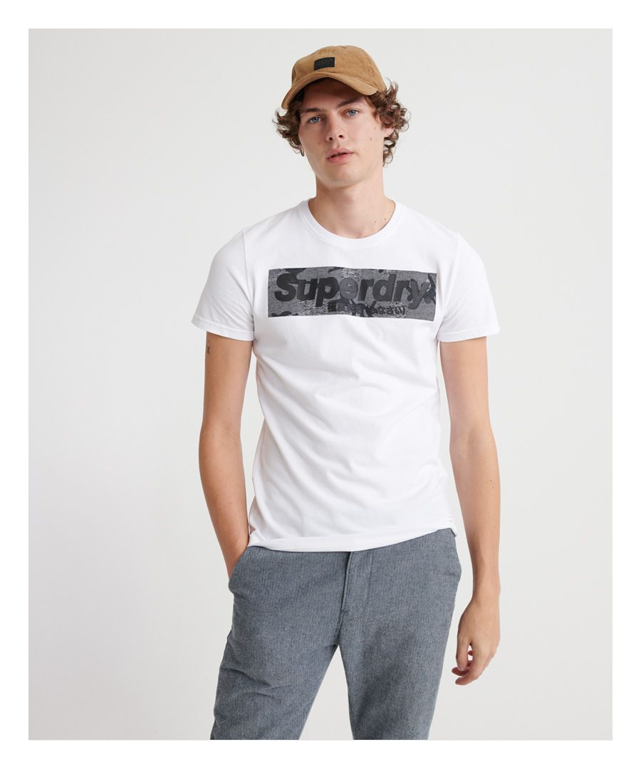 Image for Superdry Camo International Infill T-Shirt