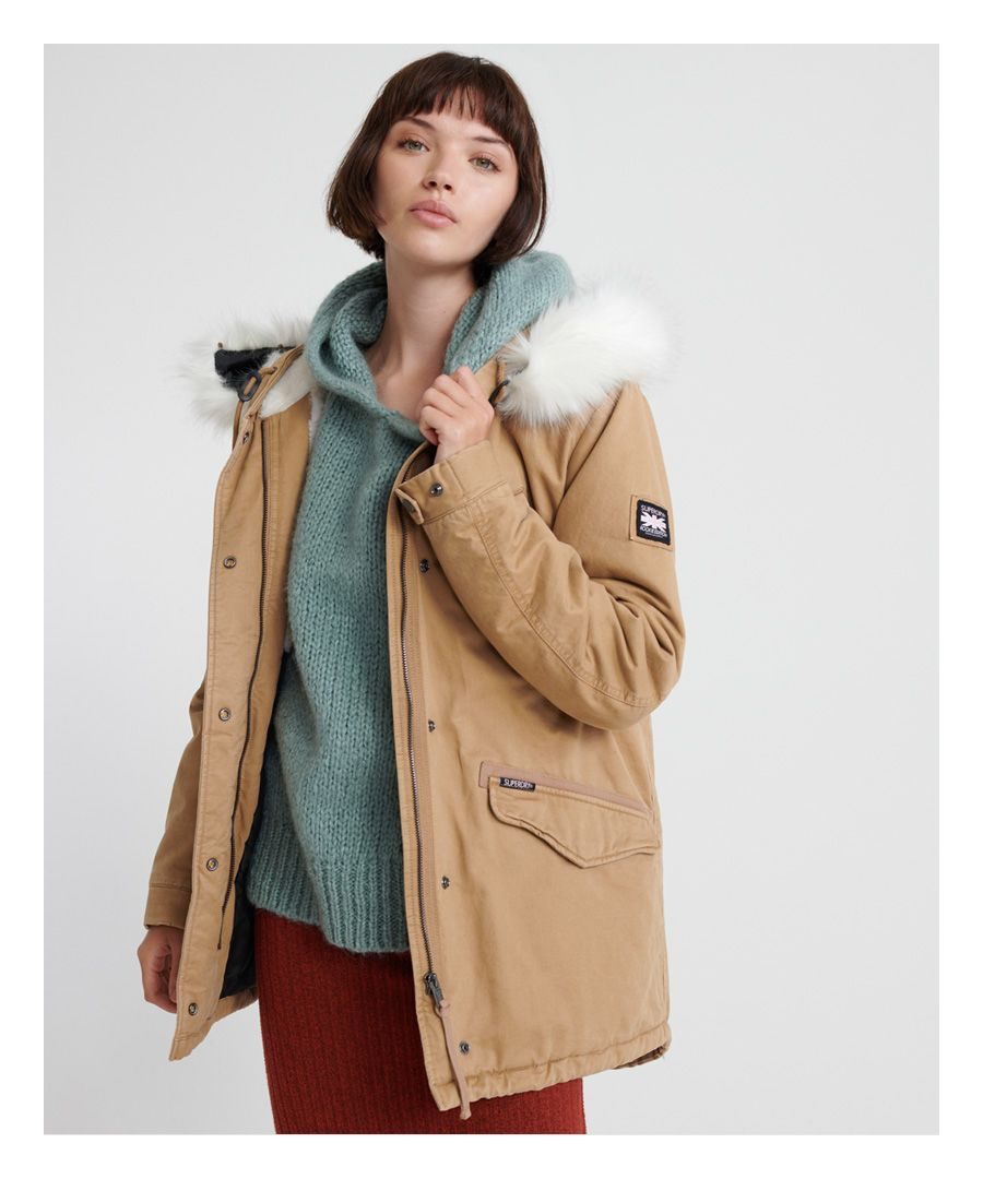 Image for Superdry Falcon Rookie Parka Jacket