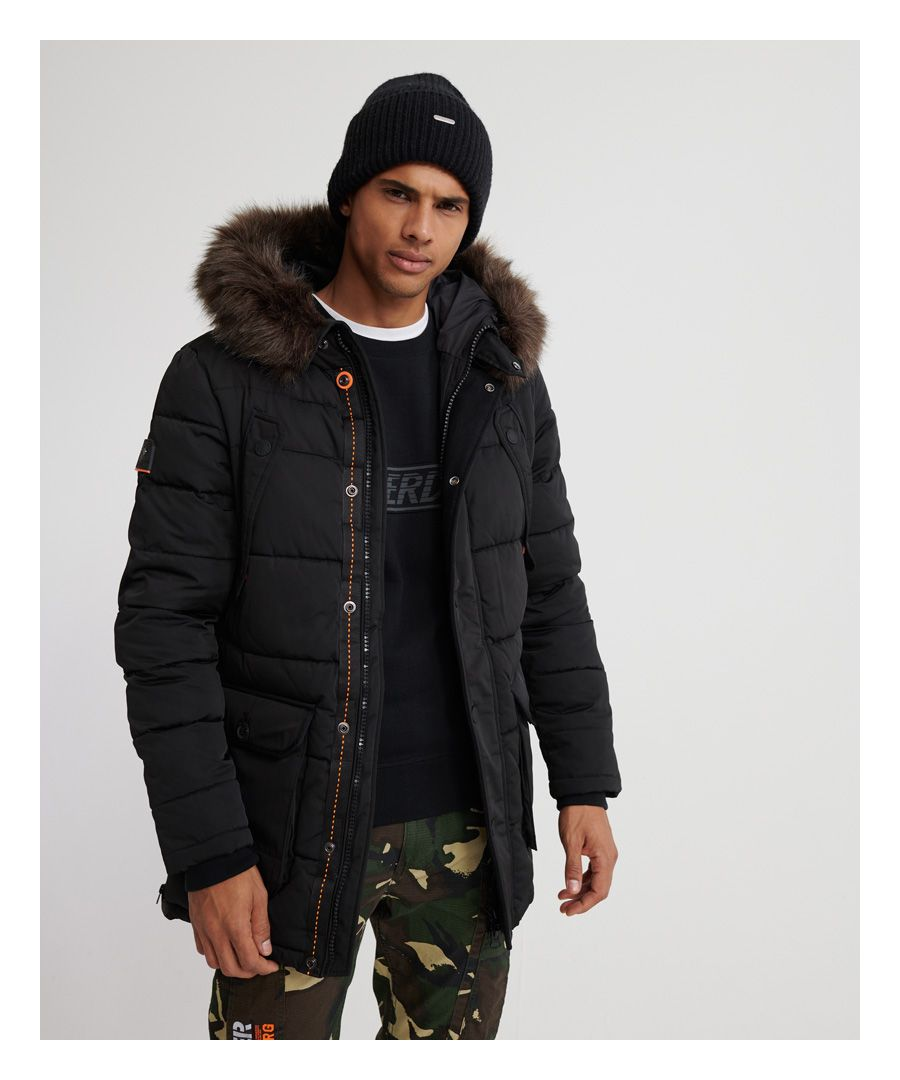 Image for Superdry Chinook Parka Jacket