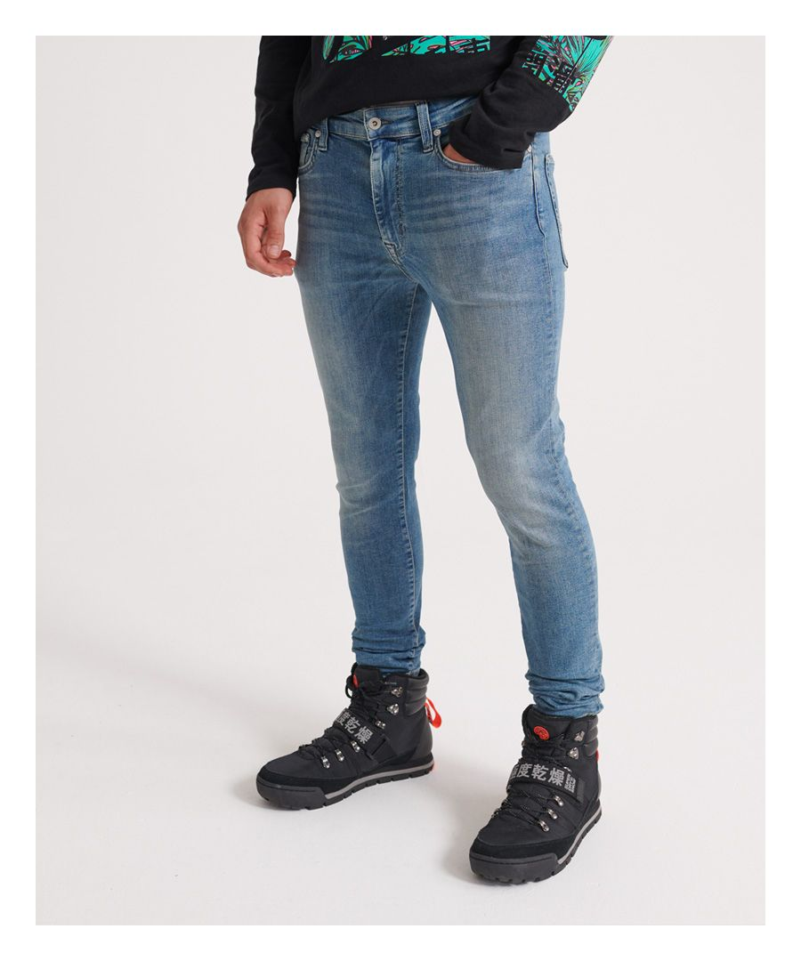 Image for Superdry Travis Skinny Flex Jeans