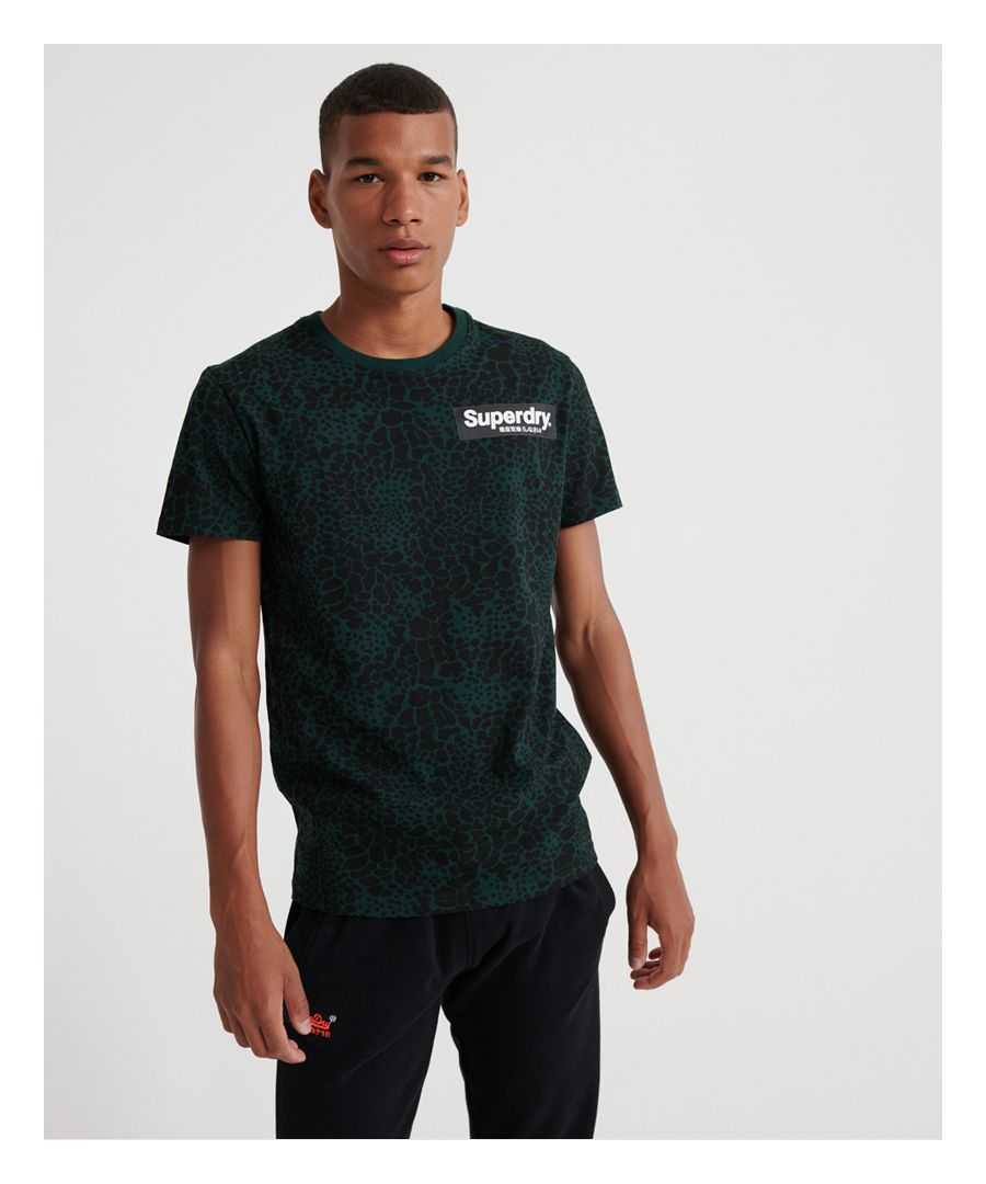 Image for Superdry Camo International All Over Print T-Shirt