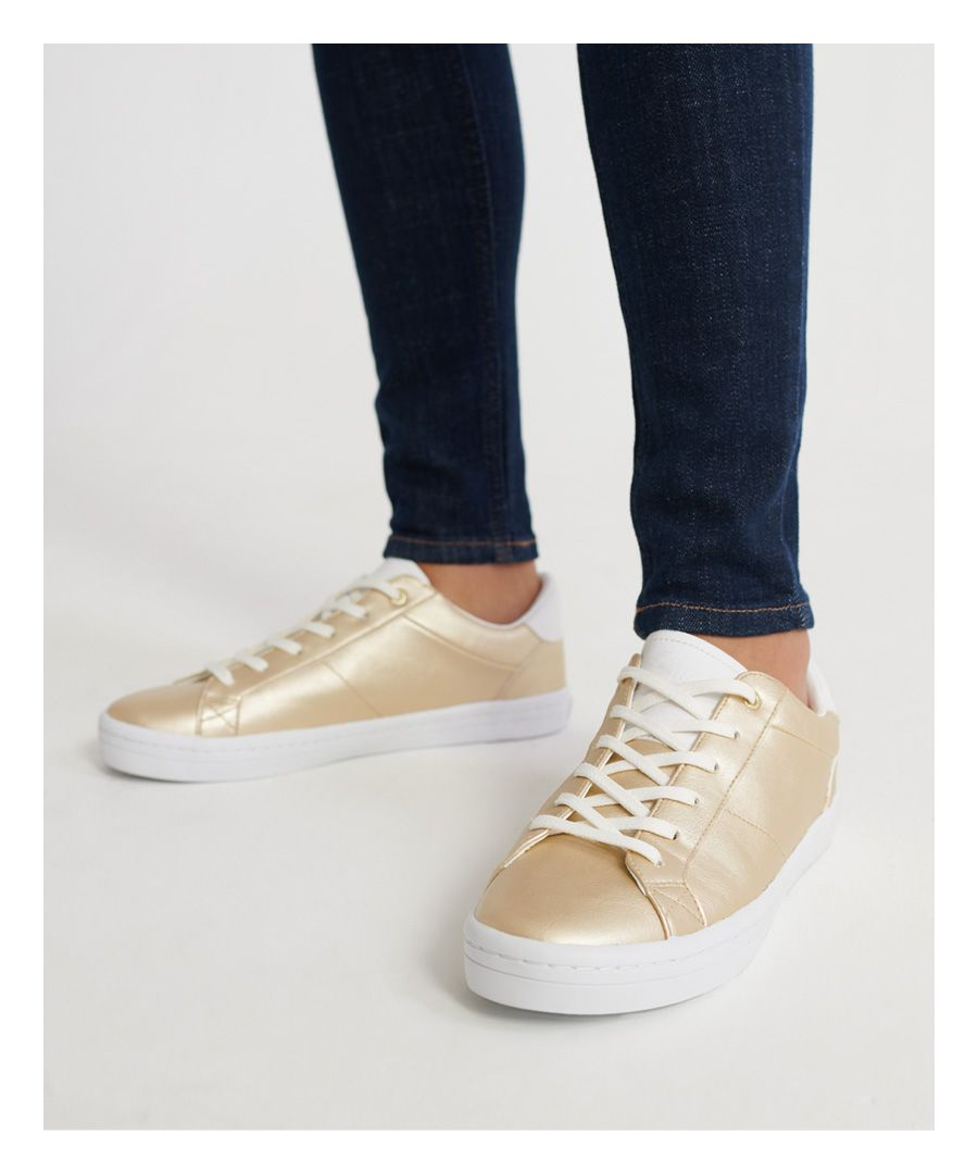 Image for Superdry Skater Sleek Low Trainers