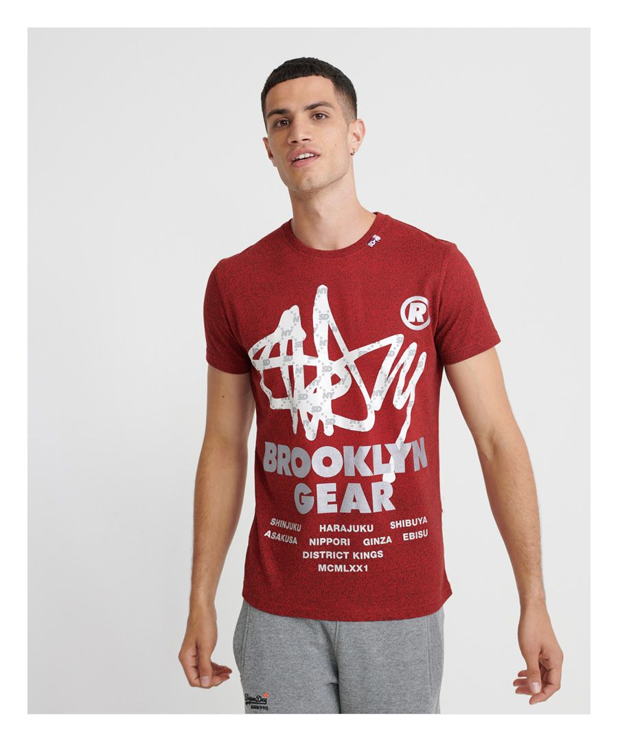 Image for Superdry Brooklyn Gear T-shirt