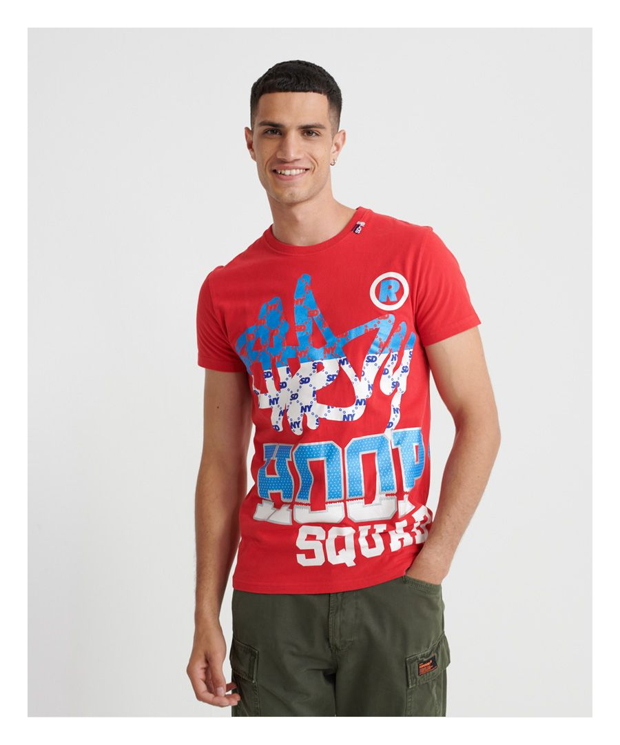 Image for Superdry Hoops T-Shirt