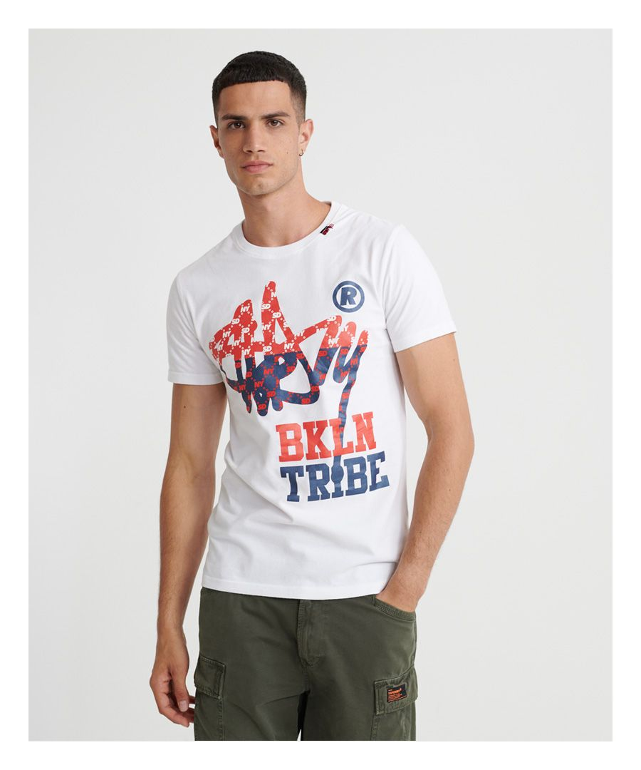 Image for Superdry Brooklyn Tribe T-Shirt