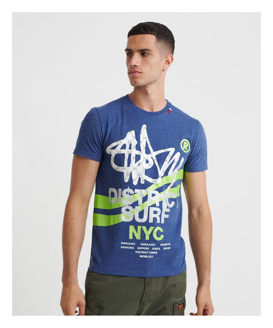 Image for Superdry NYC District T-Shirt