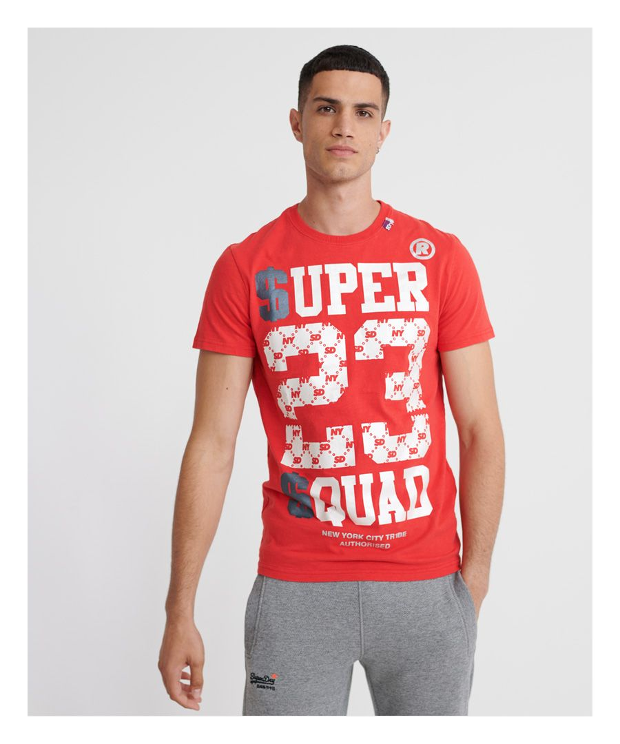Image for Superdry Squad T-Shirt