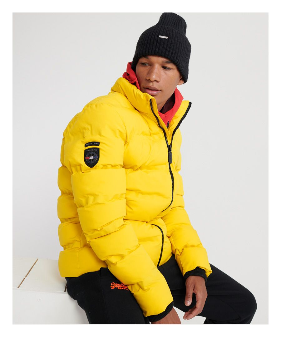 Image for Superdry Ultimate Radar Quilt Puffer jacket