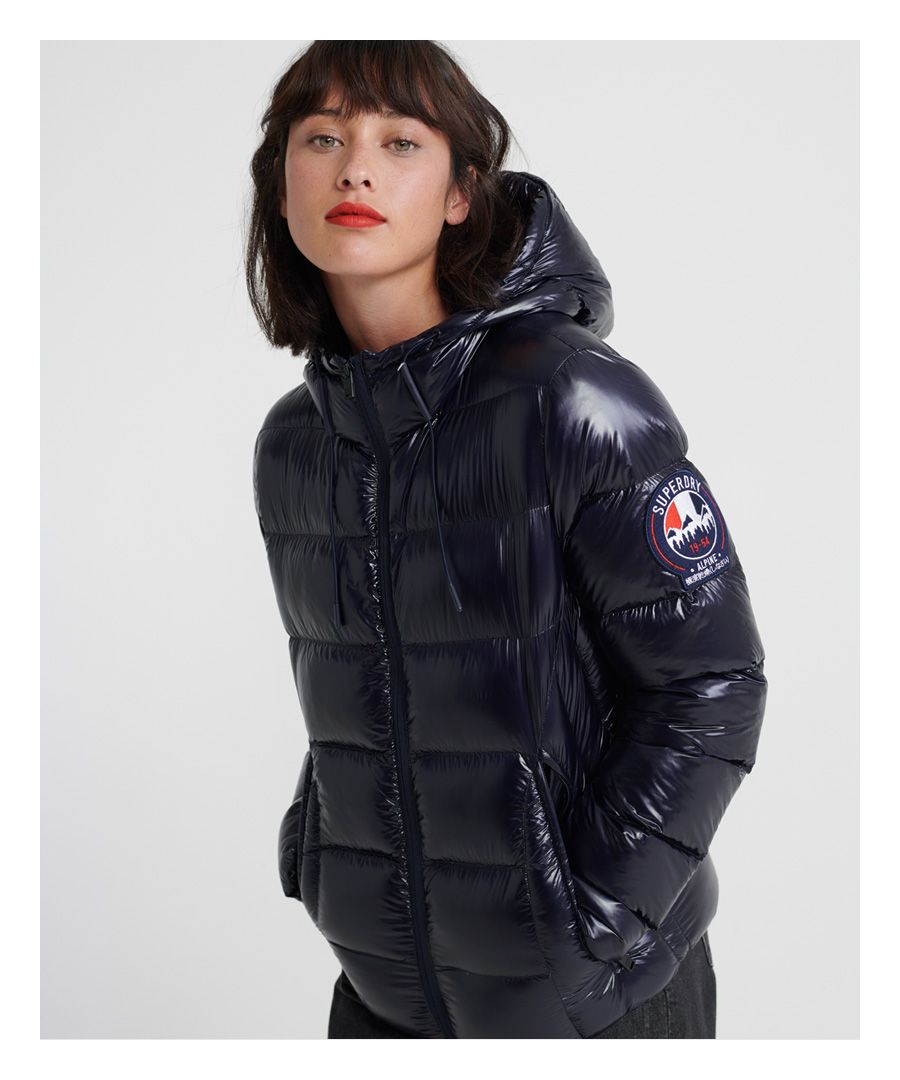 Image for Superdry Premium Down Lightweight Jacket